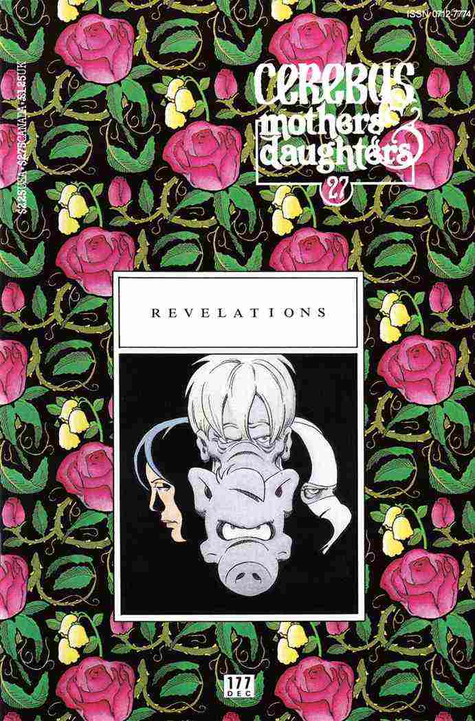 Cerebus the Aardvark comic issue 177