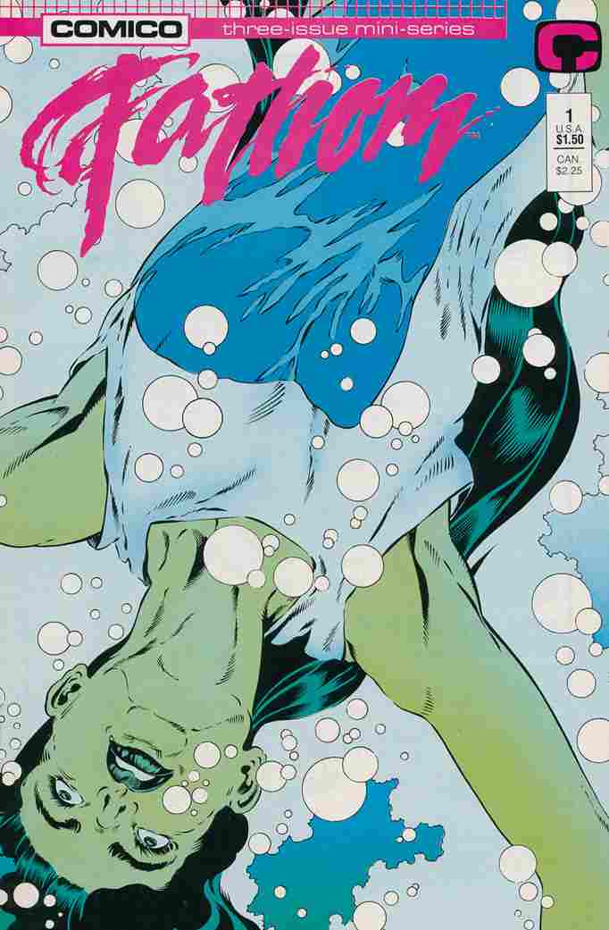 Fathom (1st Series) comic issue 1