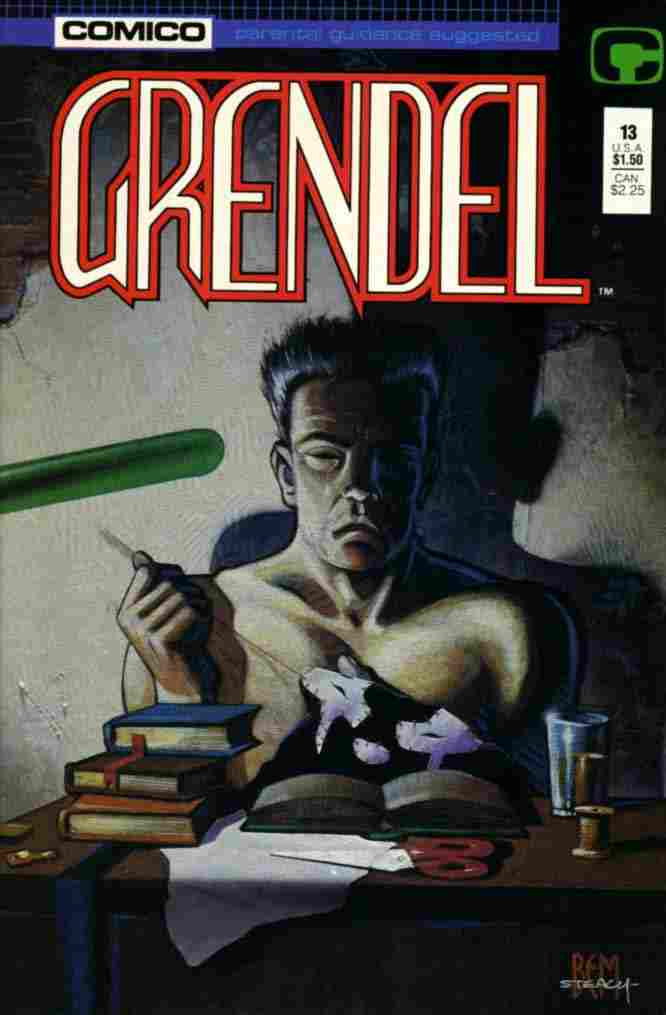 Grendel (2nd Series) comic issue 13