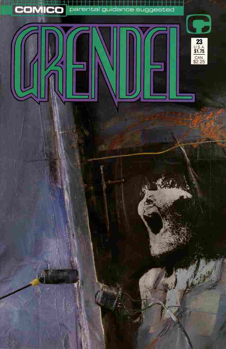 Grendel (2nd Series) comic issue 23