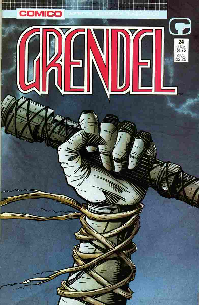 Grendel (2nd Series) comic issue 24