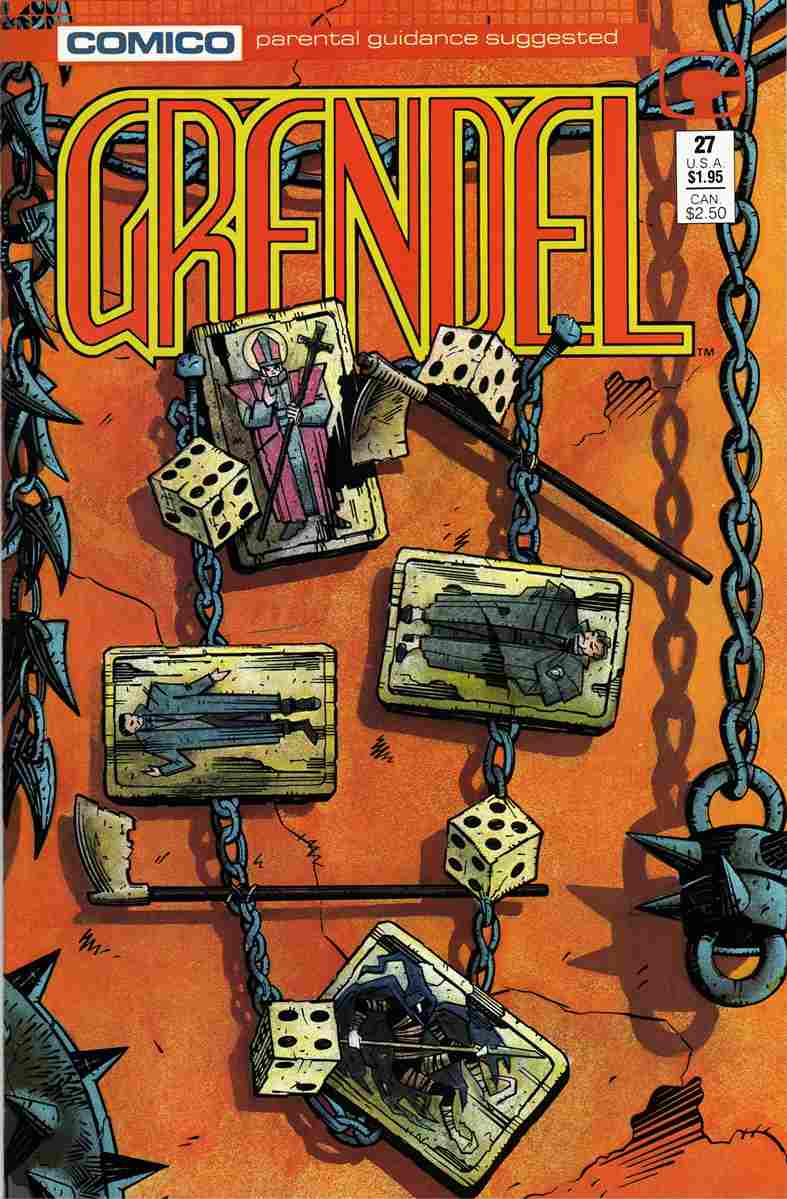 Grendel (2nd Series) comic issue 27
