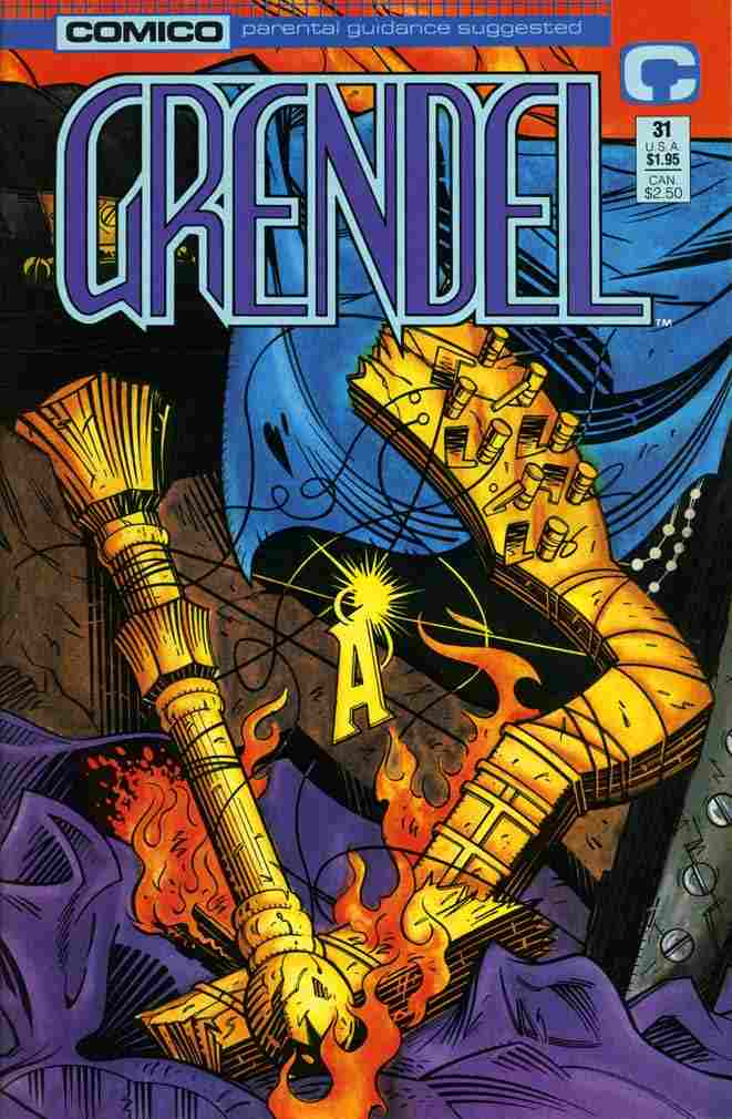 Grendel (2nd Series) comic issue 31