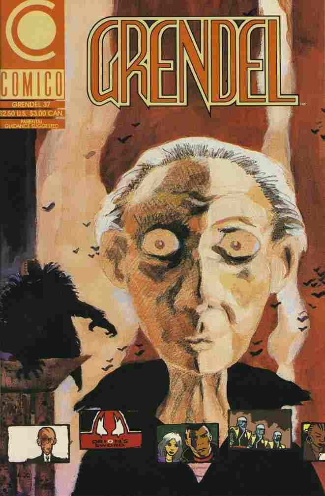 Grendel (2nd Series) comic issue 37