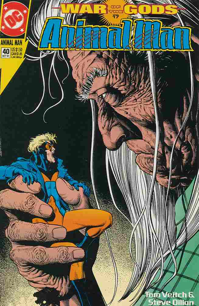 Animal Man comic issue 40