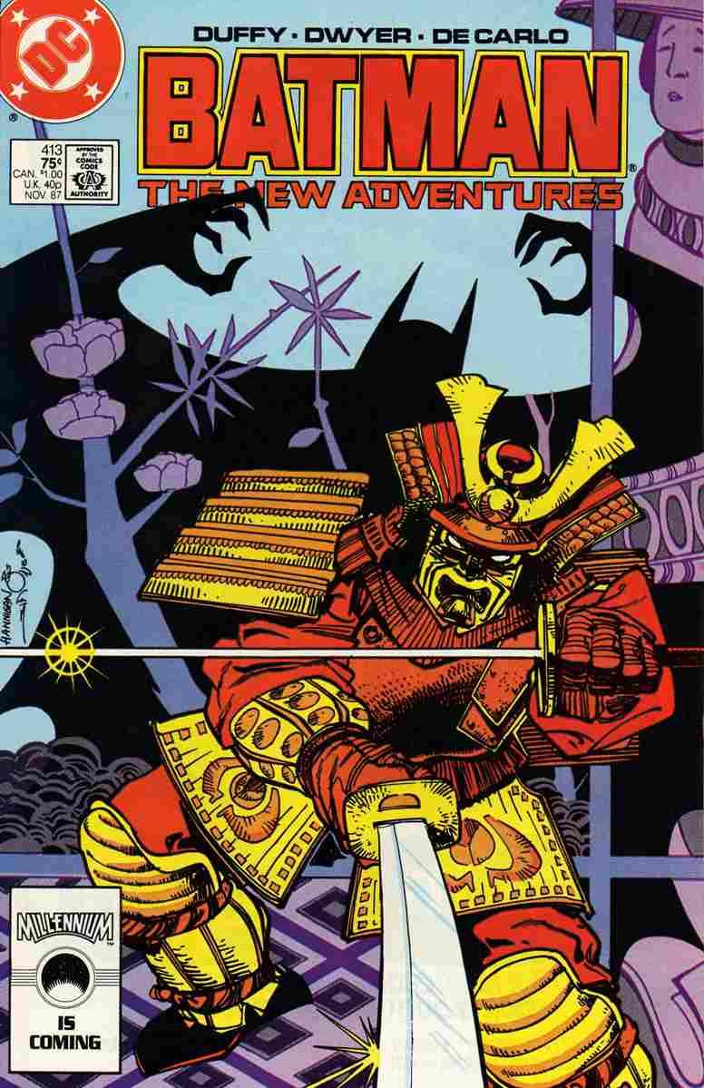 Batman comic issue 413