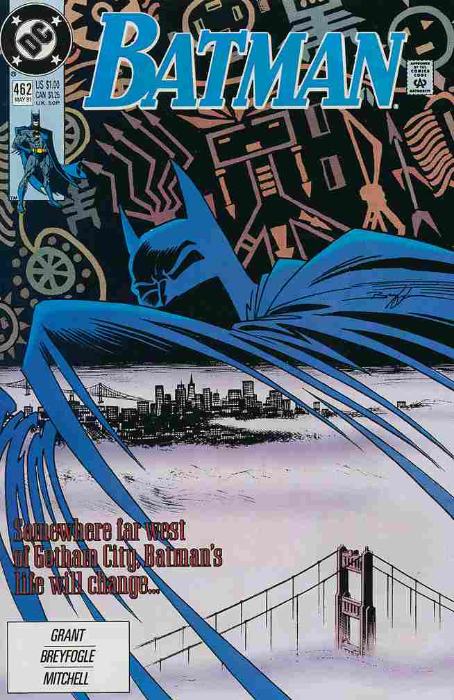 Batman comic issue 462
