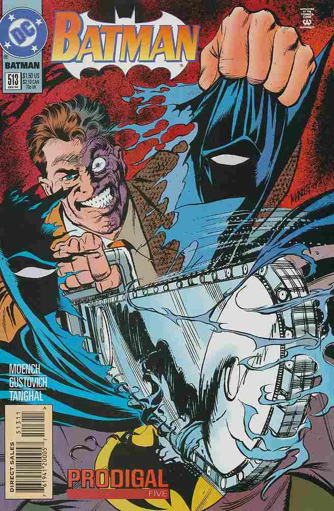 Batman comic issue 513