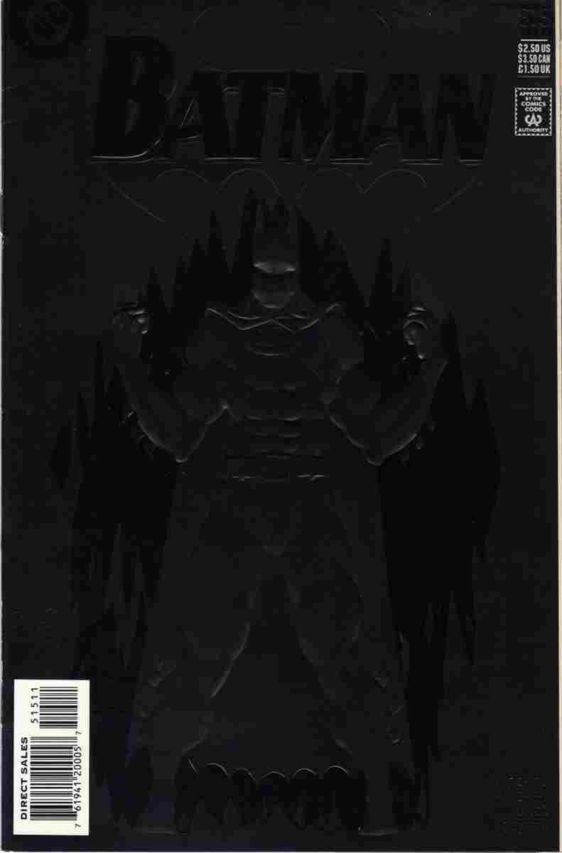 Batman comic issue 515