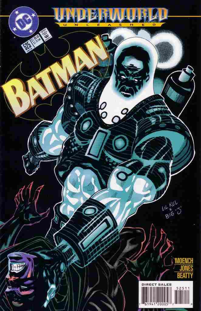 Batman comic issue 525