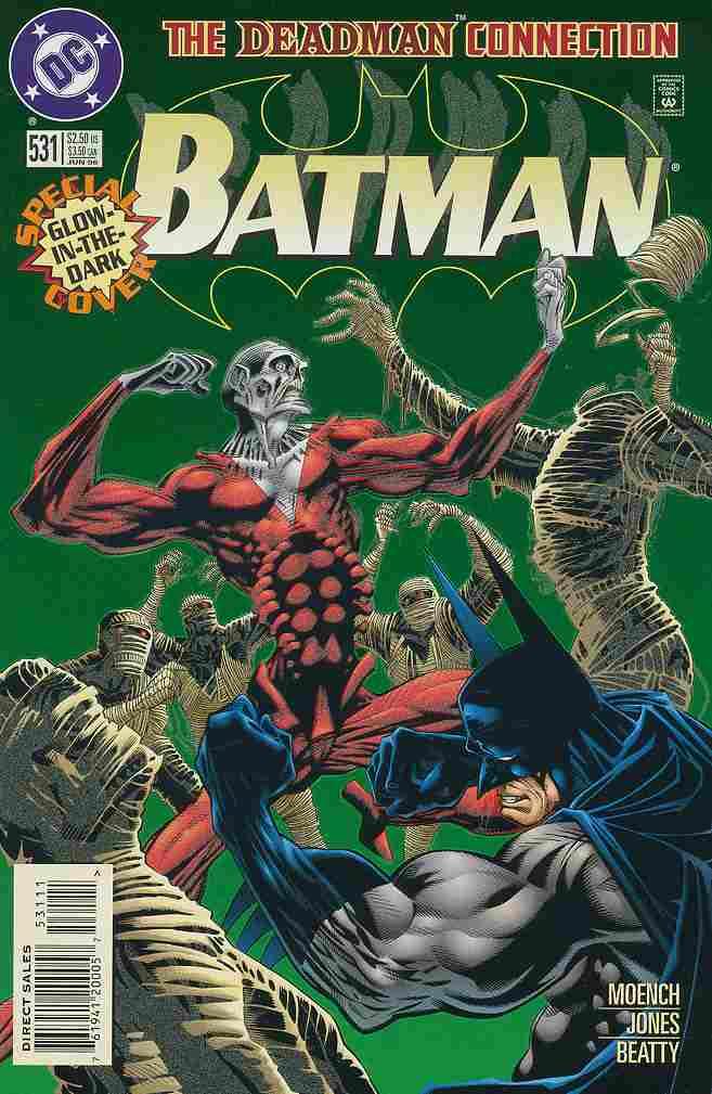 Batman comic issue 531