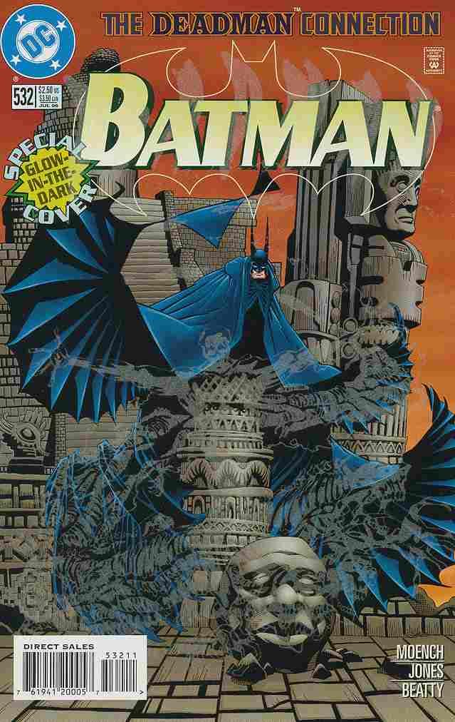 Batman comic issue 532