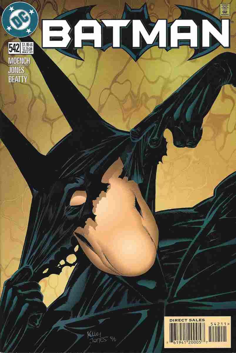 Batman comic issue 542