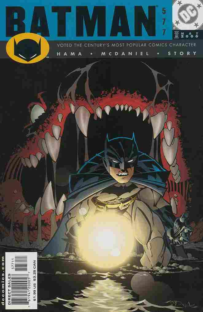 Batman comic issue 577