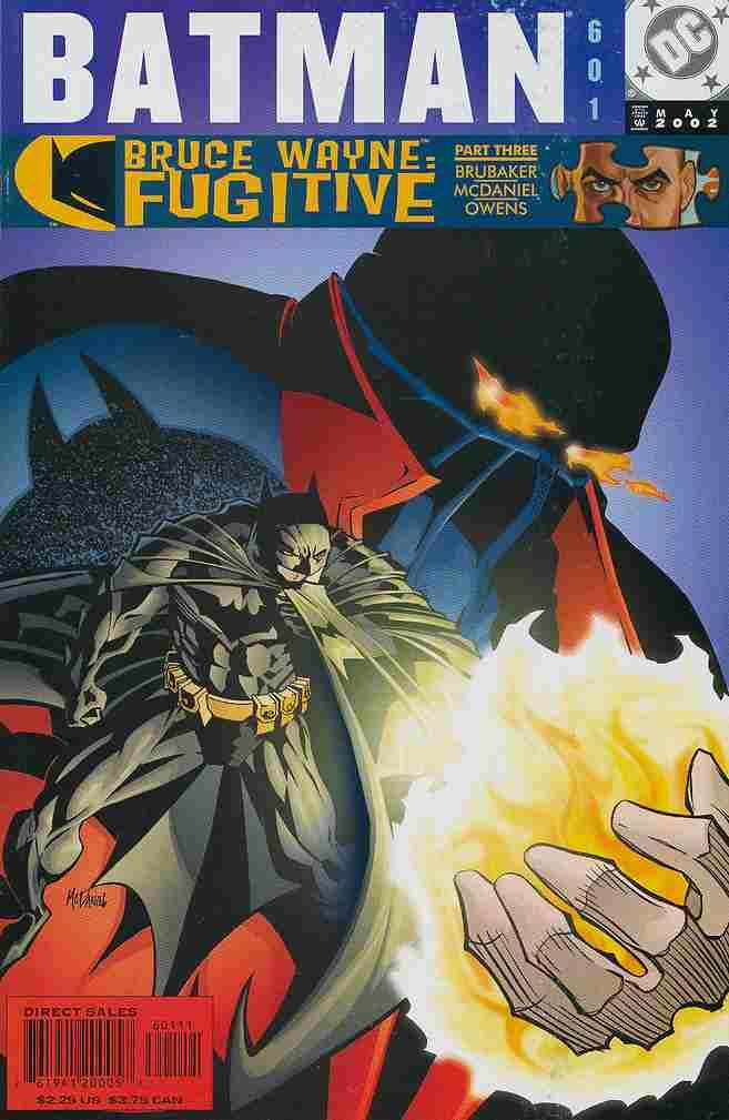 Batman comic issue 601