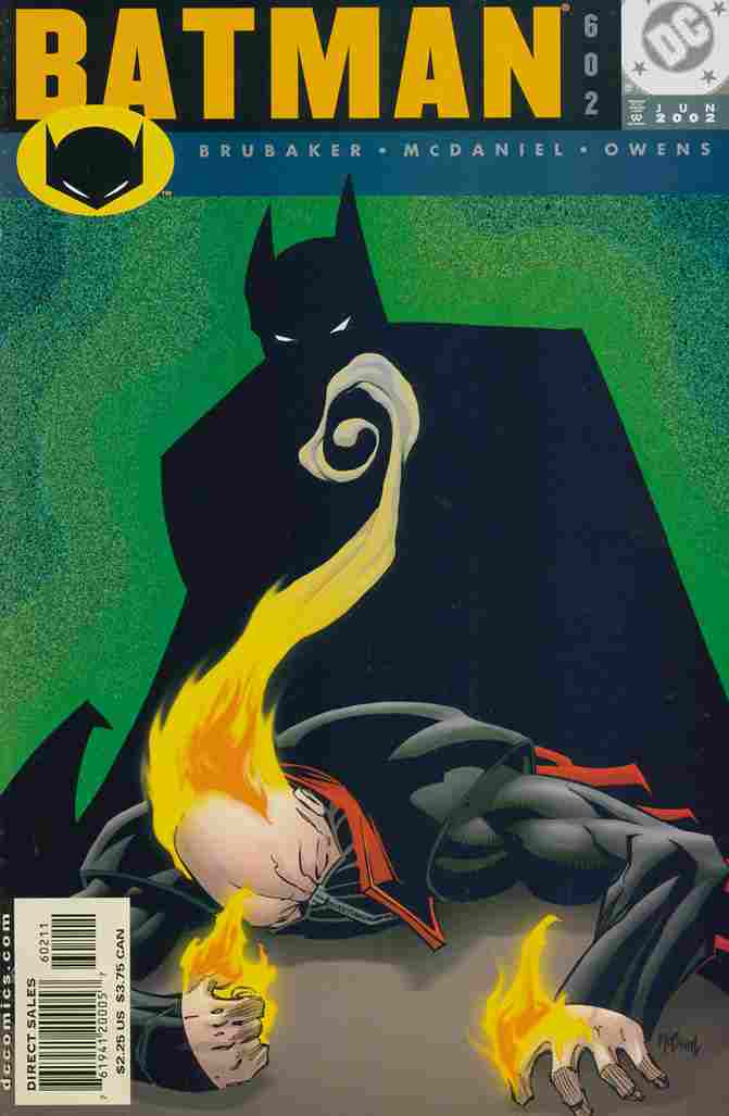 Batman comic issue 602