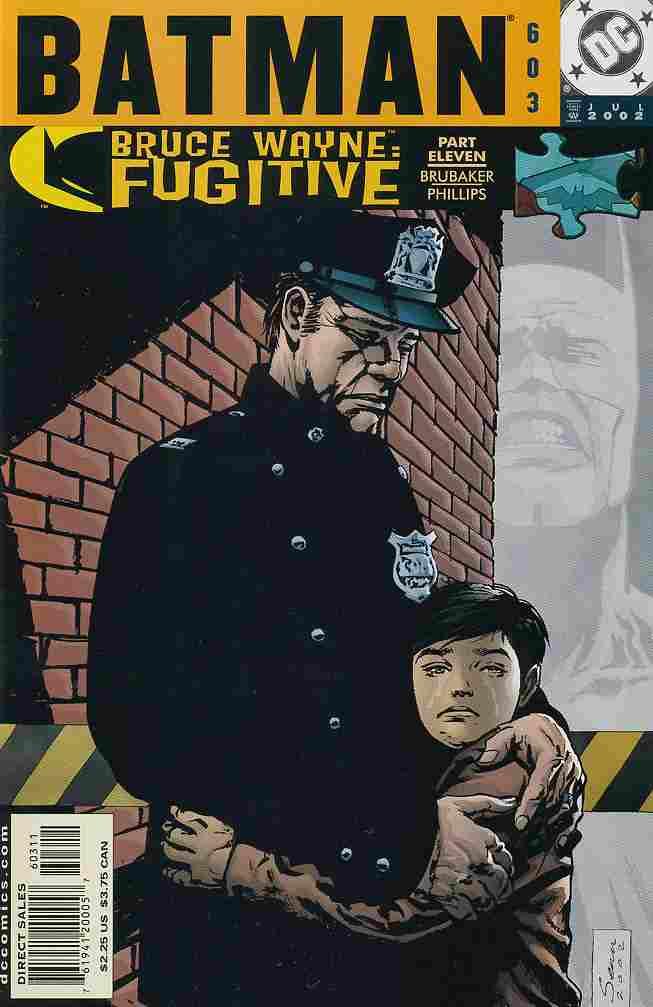 Batman comic issue 603