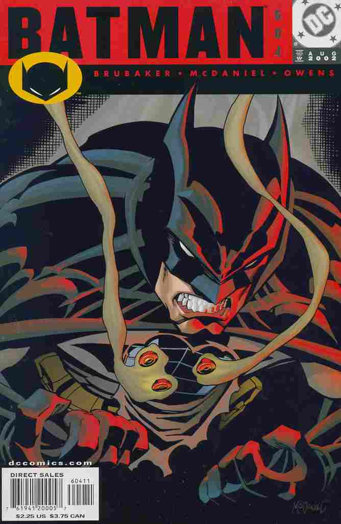 Batman comic issue 604