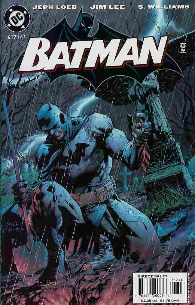 Batman comic issue 617