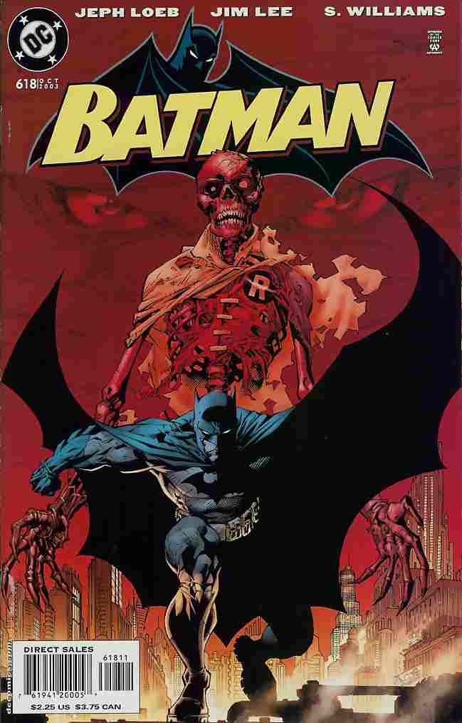 Batman comic issue 618