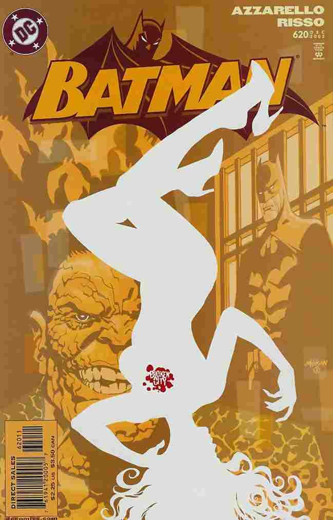 Batman comic issue 620