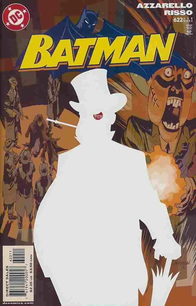 Batman comic issue 622