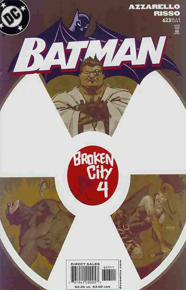 Batman comic issue 623