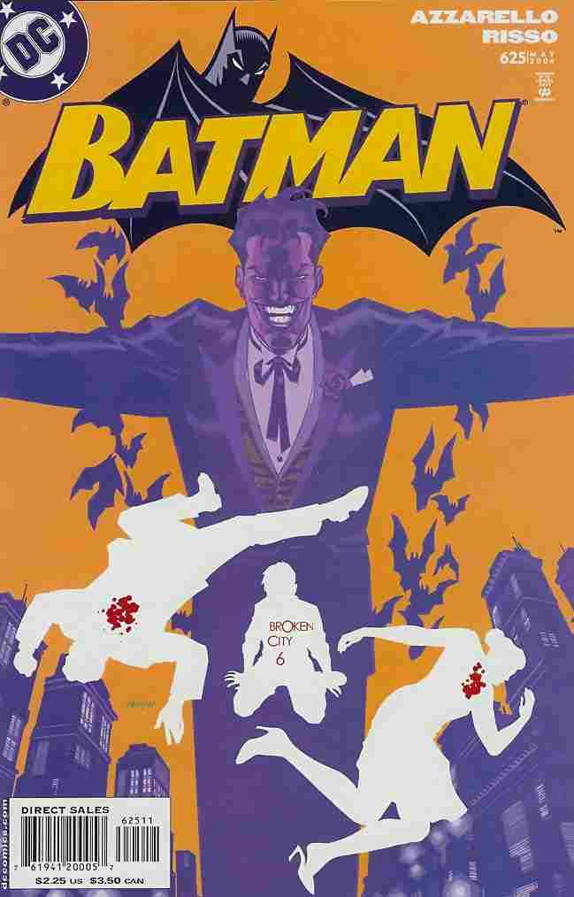 Batman comic issue 625