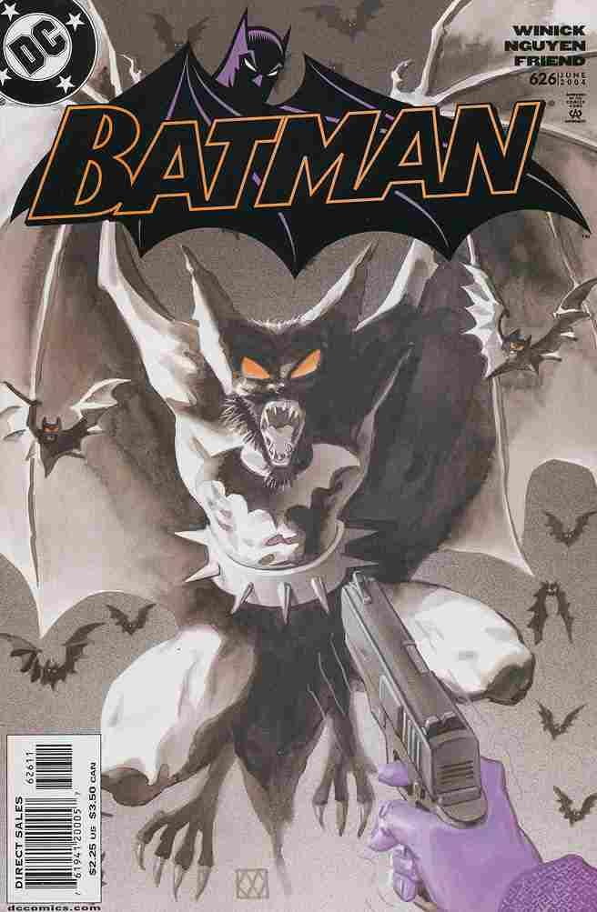 Batman comic issue 626