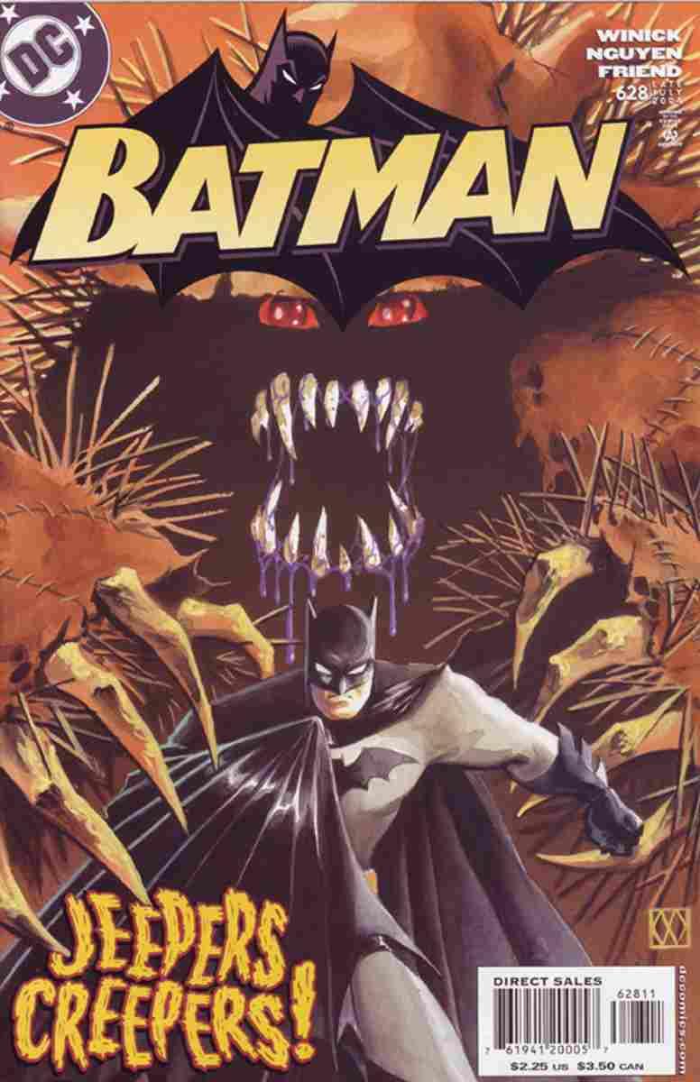 Batman comic issue 628