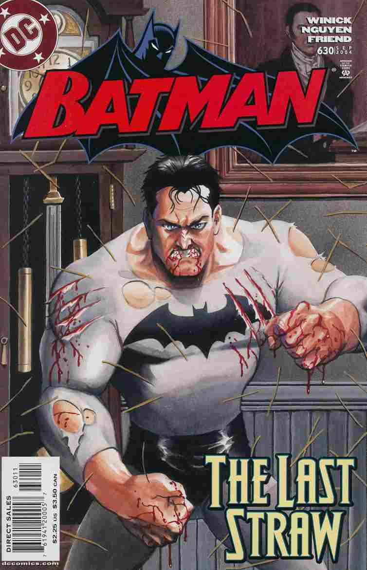 Batman comic issue 630