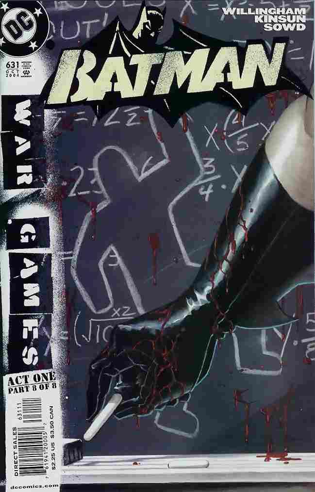 Batman comic issue 631