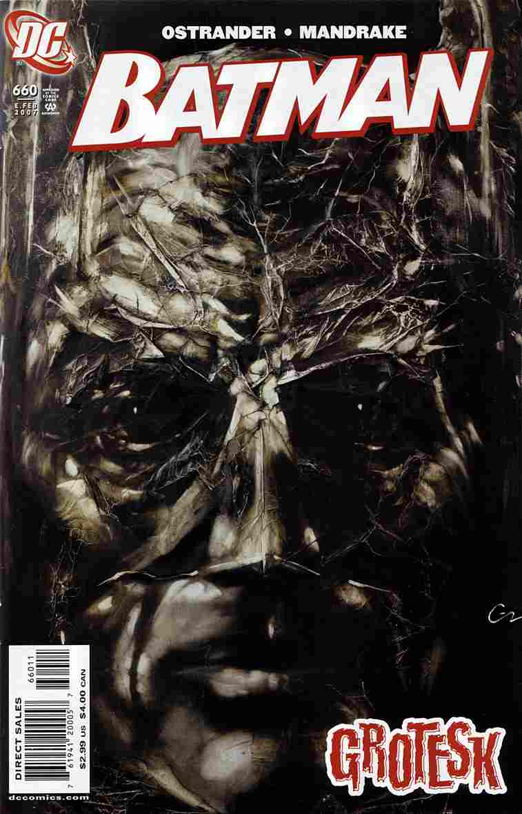 Batman comic issue 660