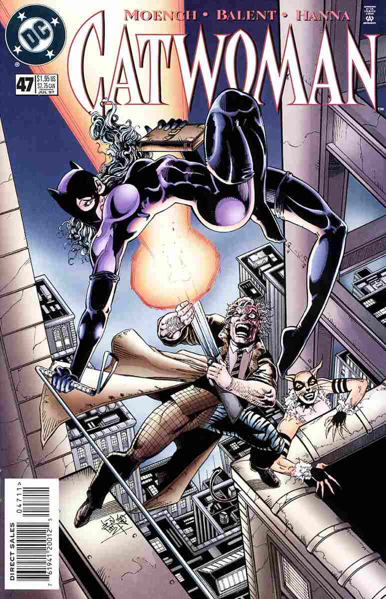 Catwoman (2nd Series) comic issue 47