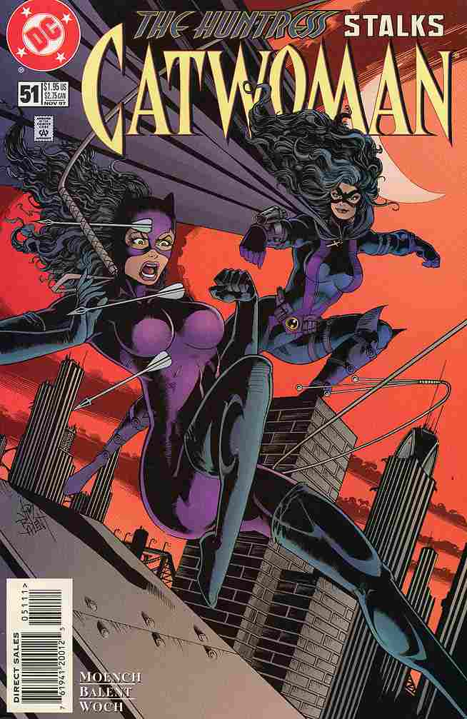 Catwoman (2nd Series) comic issue 51