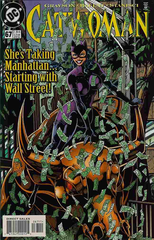 Catwoman (2nd Series) comic issue 67