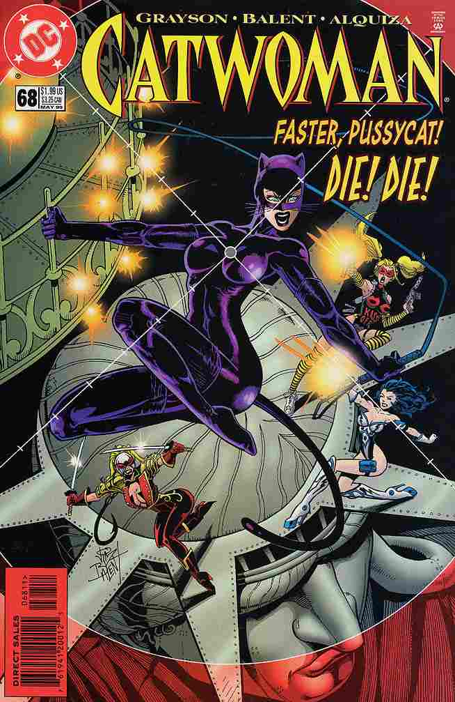 Catwoman (2nd Series) comic issue 68