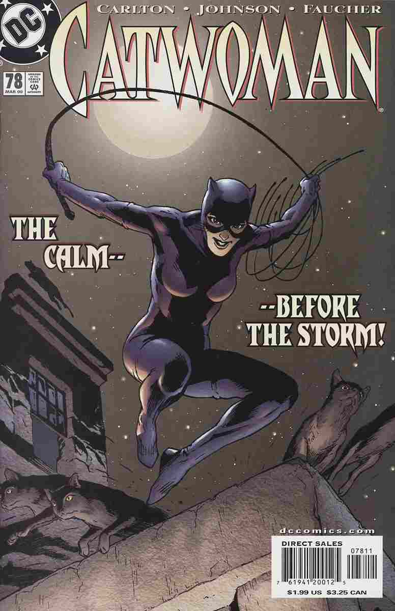 Catwoman (2nd Series) comic issue 78