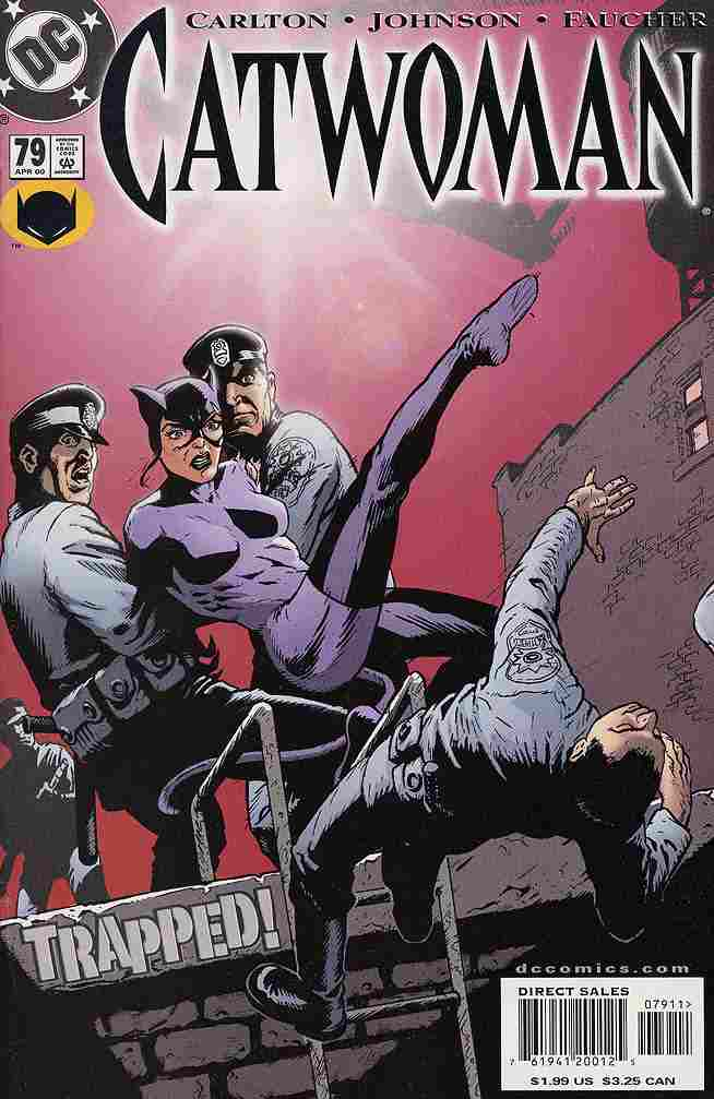 Catwoman (2nd Series) comic issue 79