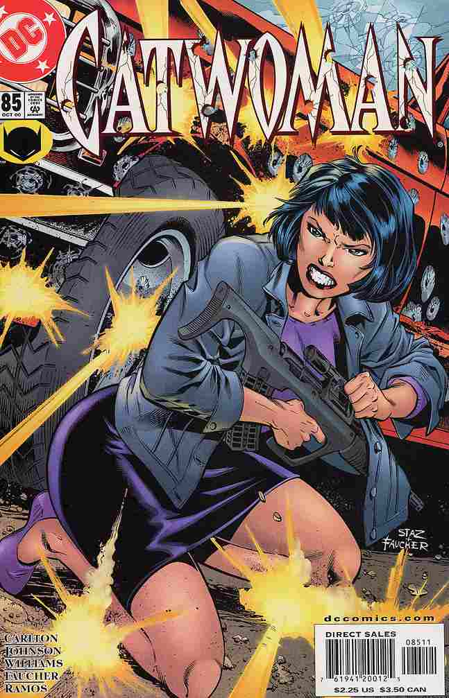 Catwoman (2nd Series) comic issue 85