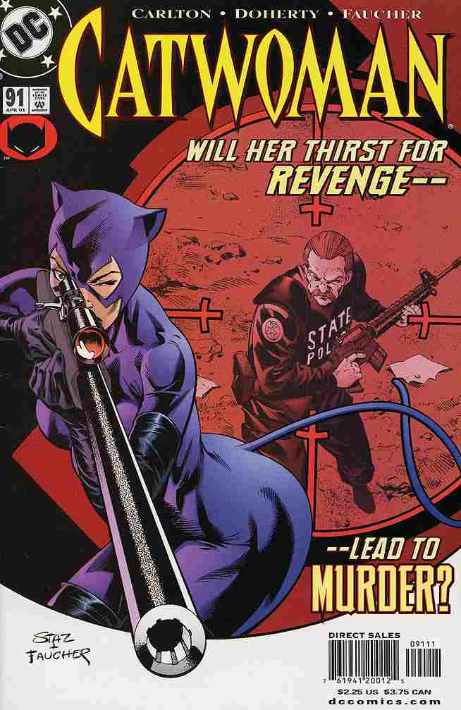 Catwoman (2nd Series) comic issue 91