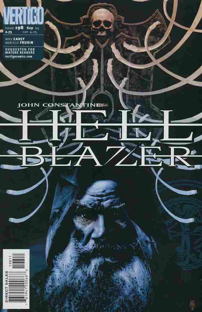 Hellblazer comic issue 198