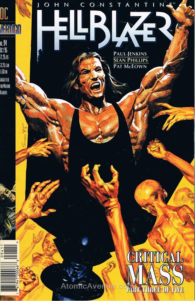 Hellblazer comic issue 94