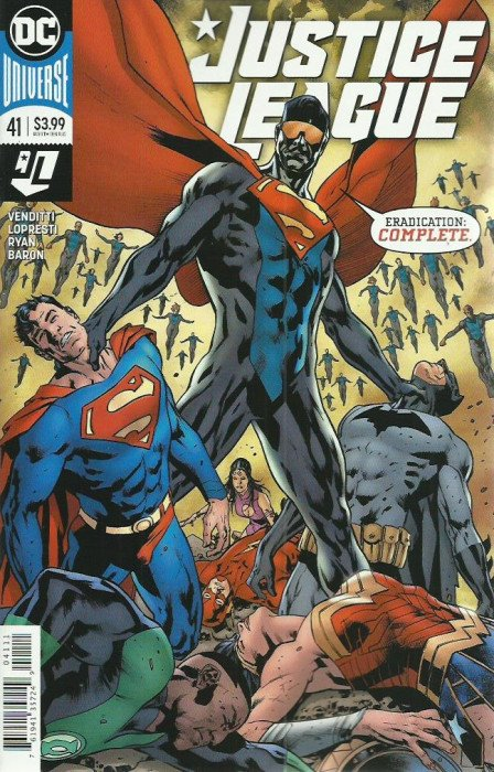 Justice League (4th Series) comic issue 41