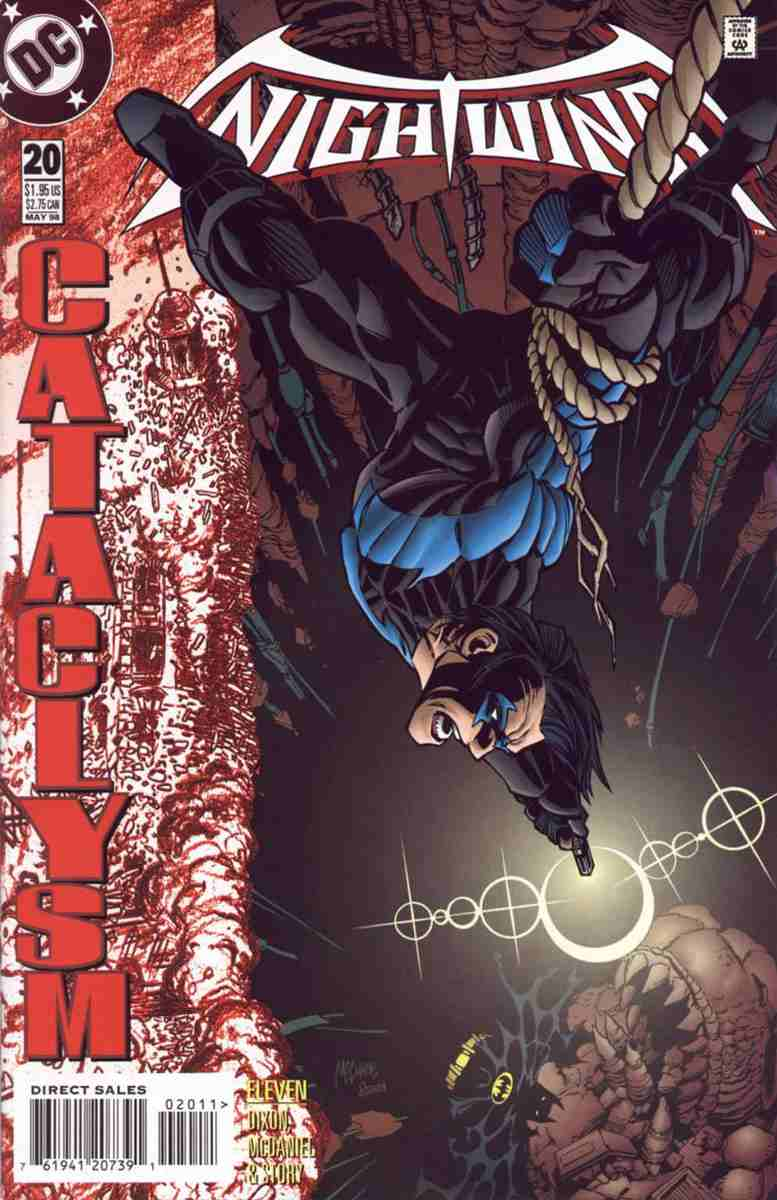 Nightwing comic issue 20