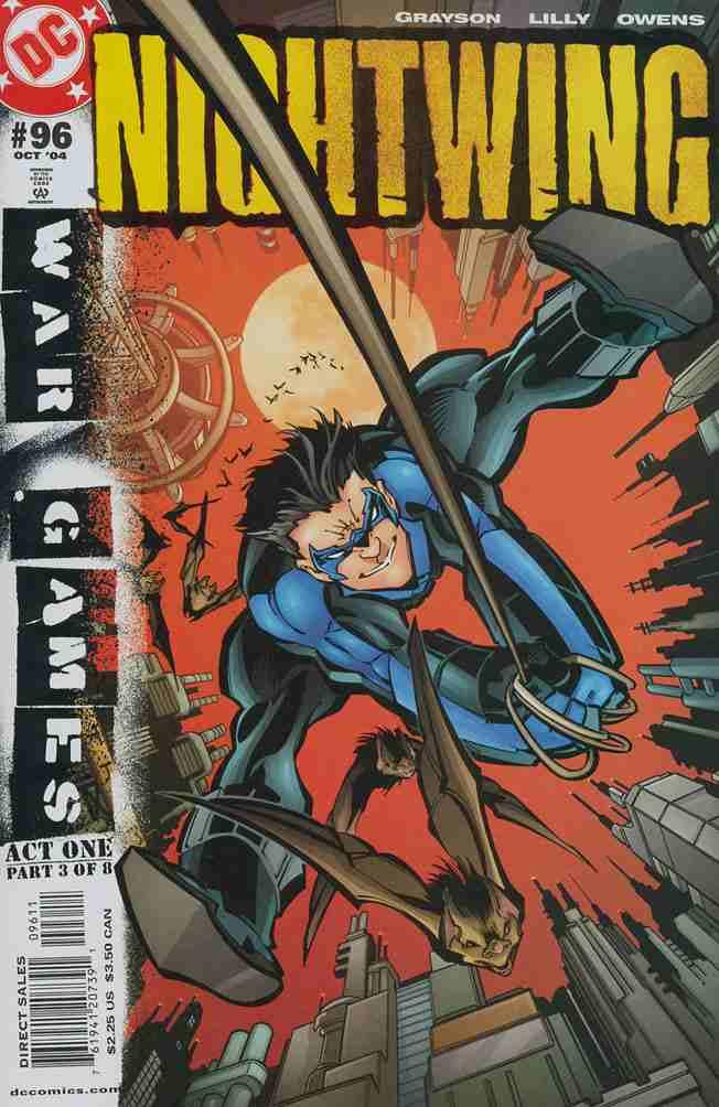 Nightwing comic issue 96