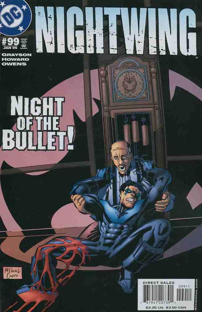 Nightwing comic issue 99