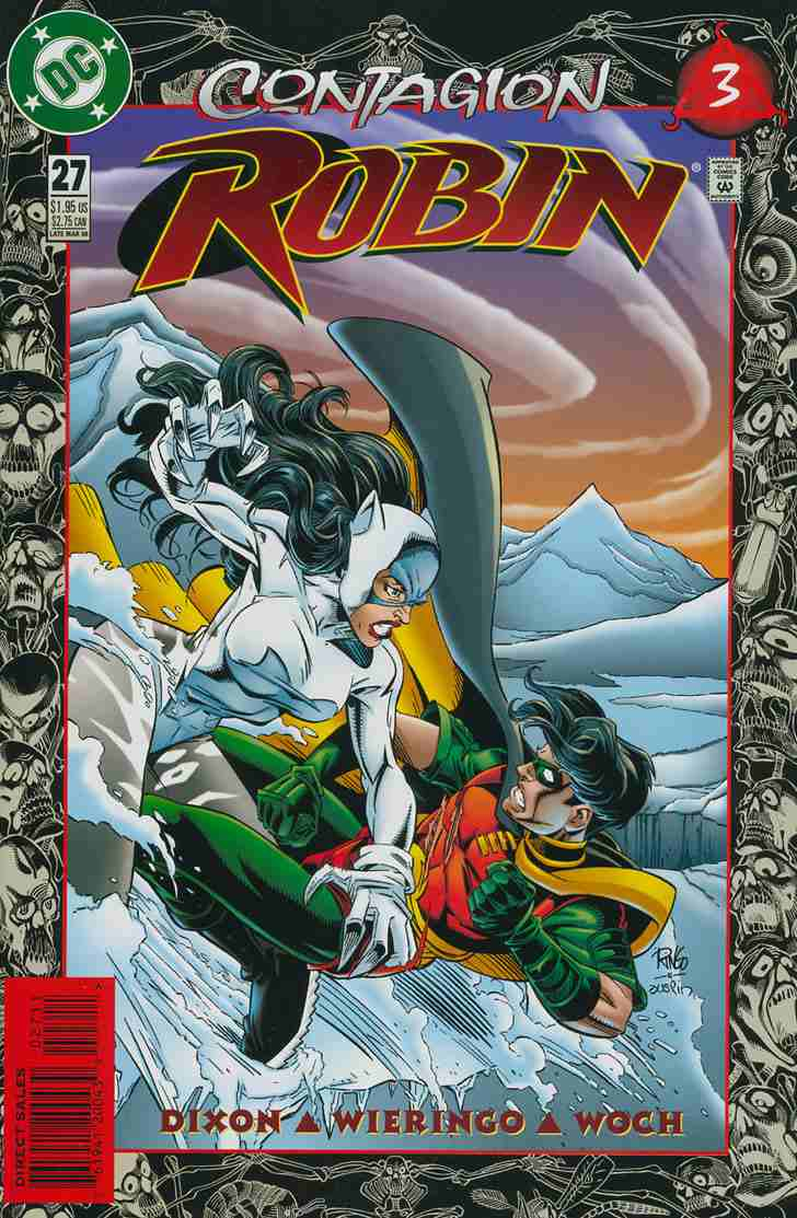 Robin comic issue 27