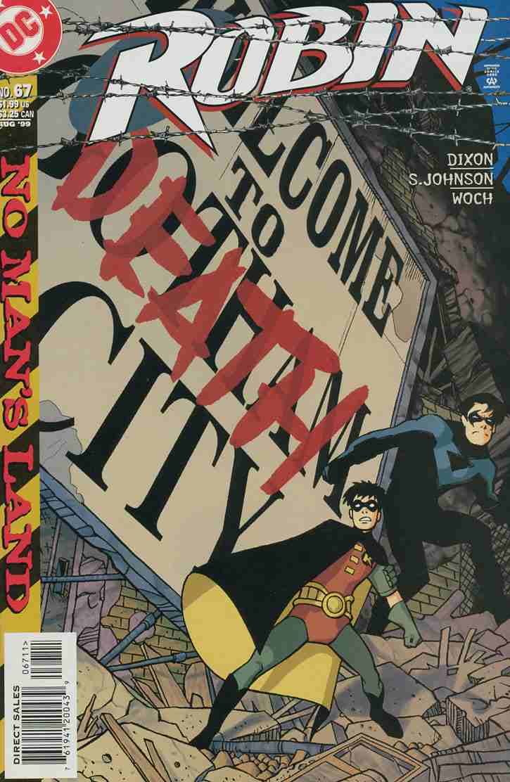 Robin comic issue 67