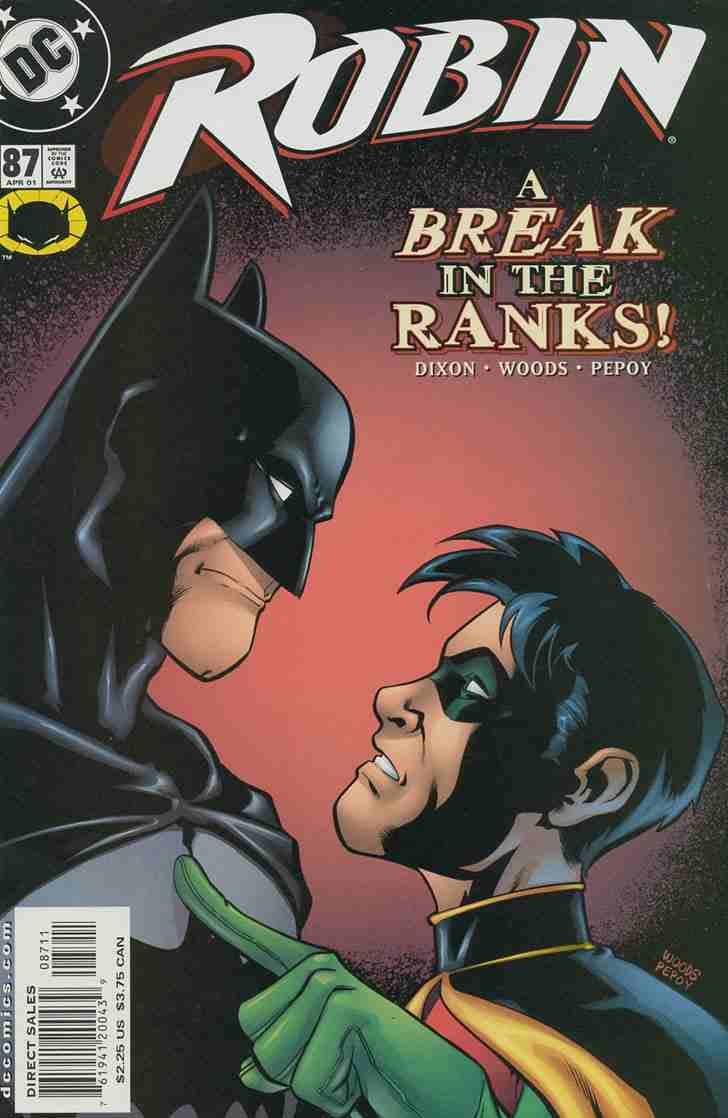 Robin comic issue 87
